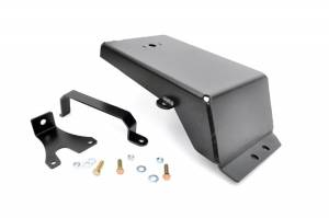 Body Armor & Sliders - Skid Plates - Rough Country - Evap Canister Skid Plate - 777