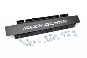 Body Armor & Sliders - Skid Plates - Rough Country - Front Skid Plate - 778