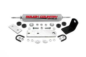 Steering - Steering Stabilizers - Rough Country - Steering Stabilizer - 87380.20
