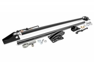 Suspension Components - Accessories & Hardware - Rough Country - Traction Bar Kit - 876