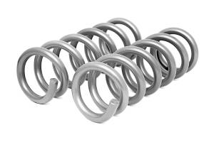 Suspension - Coil Springs & Accessories - Rough Country - 2in Dodge Leveling Coil Springs (09-18 RAM 1500 2WD) - 9232