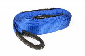Winch & Recovery - Winch Accessories - Rough Country - 30-foot Winch Strap - RS120