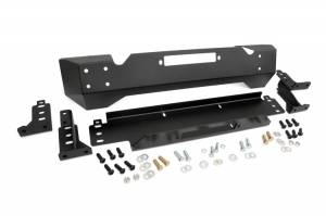 Rough Country - Front Stubby Winch Bumper - 1012