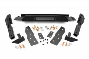 Winch & Recovery - Winch Mounts - Rough Country - Winch Mounting Plate - 1064