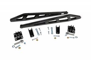 Suspension Components - Accessories & Hardware - Rough Country - Traction Bar Kit for 0-7.5-inch Lifts - 1069