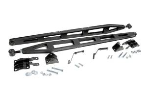 Suspension Components - Accessories & Hardware - Rough Country - Traction Bar Kit for 5-6-inch Lifts - 1070A