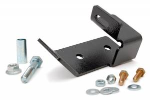 Steering - Track Bars - Rough Country - Rear Track Bar Bracket for 2.5-inch Lifts - 1087