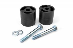 Suspension Components - Bump Stops - Rough Country - Rear Bump Stop Extension Kit for 3.25-6-inch Lifts - 1093