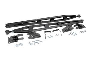 Suspension Components - Accessories & Hardware - Rough Country - Traction Bar Kit for 0-7.5-inch Lifts - 11001