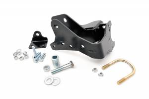 Suspension - Track Bars - Rough Country - Front Track Bar Bracket for 3.5-6-inch Lifts - 1118