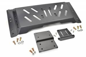 Body Armor & Sliders - Skid Plates - Rough Country - High Clearance Skid Plate - 1120