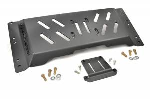 Body Armor & Sliders - Skid Plates - Rough Country - High Clearance Skid Plate - 1126