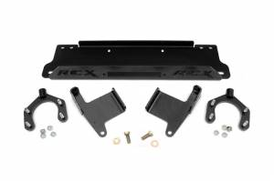 Winch & Recovery - Winch Mounts - Rough Country - Factory Bumper Winch Mounting Plate - 1162
