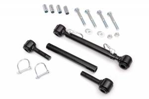 Suspension Components - Accessories & Hardware - Rough Country - Rear Sway Bar Quick Disconnects for 4-6-inch Lifts - 1188
