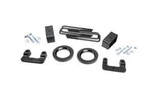 Suspension - Leveling Kits - Rough Country - 2.5-inch Suspension Leveling Lift Kit (Factory Stamped Steel Control Arm Models) - 1312