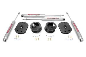 Lift & Level Kits - Lift Kits - Rough Country - 2.5-inch Suspension Leveling Kit - 30230