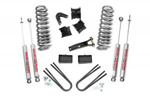 Lift & Level Kits - Lift Kits - Rough Country - 2.5-inch Suspension Leveling Lift Kit - 410.20