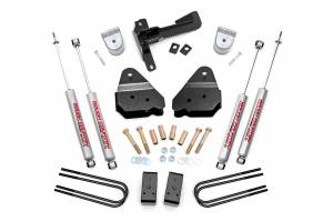 """Rough Country 3"""" 2017-2022 Ford F-250 Super Duty Suspension Leveling Kit 50220"""