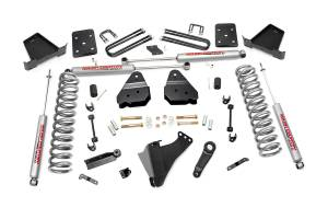 """Rough Country 6"""" 2017-2022 Ford F-250/350 Super Duty Lift Kit with N3 Shocks 50420"""