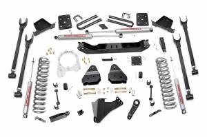 """Rough Country 6"""" 2017-2022 Ford F-250/350 Super Duty Lift Kit with N3 Shocks 50720"""