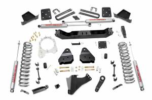 """Rough Country 6"""" 2017-2022 Ford F-250/350 Super Duty Lift Kit with N3 Shocks 51320"""