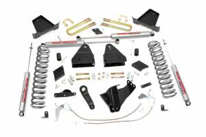 """Rough Country 6"""" 2011-2014 Ford F-250 Super Duty Lift Kit with N3 Shocks 531.20"""