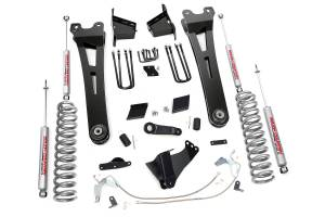 """Rough Country 6"""" 2011-2014 Ford F-250 Super Duty Lift Kit with N3 Shocks 541.20"""