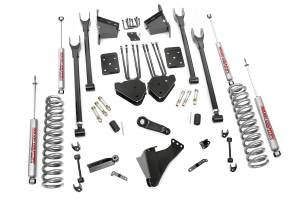 """Rough Country 6"""" 2017-2022 Ford F-250/350 Super Duty Lift Kit with N3 Shocks 56020"""