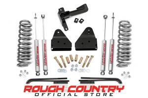 """Rough Country 3"""" 2011-2016 Ford F-250 Super Duty Series II Suspension Lift Kit 562.20"""