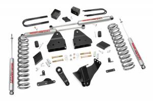 """Rough Country 4.5"""" 2011-2014 Ford F-250 Super Duty Lift Kit with N3 Shocks 563.20"""