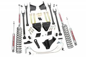 """Rough Country 6"""" 2011-2014 Ford F-250 Super Duty Lift Kit with N3 Shocks 565.20"""