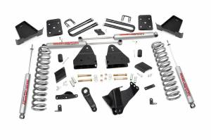 """Rough Country 4.5"""" 2015-2016 Ford F-250 Super Duty Suspension Lift Kit with N3 Shocks 567.20"""