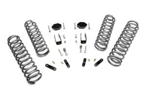 Lift & Level Kits - Lift Kits - Rough Country - 2.5-inch Suspension Lift System - 624