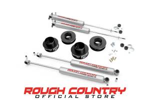 Lift & Level Kits - Lift Kits - Rough Country - 2-inch Suspension Lift Kit - 69530