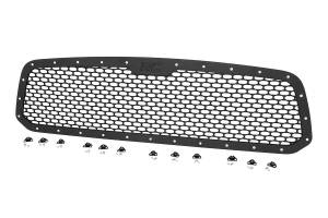 Exterior - Grilles - Rough Country - Laser-Cut Mesh Replacement Grille (13-17 Ram 1500) - 70197