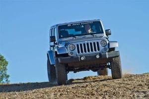 "JSPEC - JSPEC 2.5"" Suspension System 