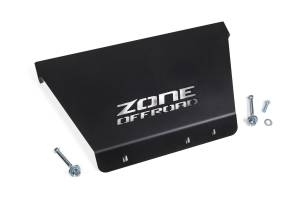 Body Armor & Sliders - Skid Plates - Zone Off Road - Front Skid Plate