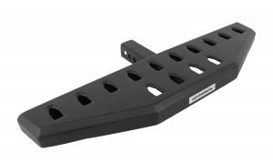 Exterior - Exterior Accessories - Go Rhino - RB20 Universal Hitch Step for 2 Receivers - RB620PC