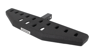 Exterior - Exterior Accessories - Go Rhino - RB20 Universal Hitch Step for 2 Receivers - RB620T