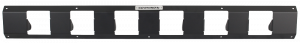 Roof/Luggage Racks - Roof/Luggage Rack Accessories - Go Rhino - SRM100 Rear Plate - Six 3 Cubes - 5963002T