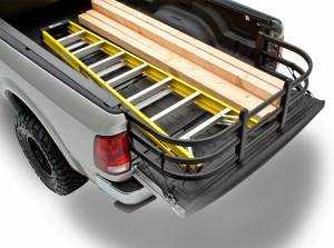 Truck Bed Accessories - Truck Bed Extender - AMP Research - BEDXTENDER HD MAX - 74842-01A
