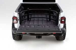 Truck Bed Accessories - Truck Bed Extender - AMP Research - BEDXTENDER HD MAX - 74833-01A