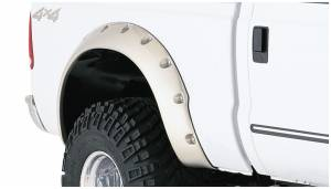Exterior - Fenders & Flares - Bushwacker - FF Cutout Style 2Pc Rear - 20046-02