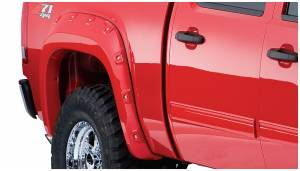 Exterior - Fenders & Flares - Bushwacker - FF Boss Pocket Style 2Pc Rear - 40086-02