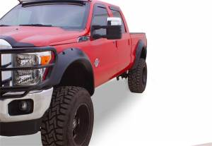 Exterior - Fenders & Flares - Bushwacker - FF Cutout Style 2Pc Rear - 20102-02