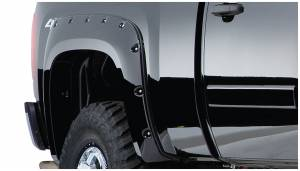 Exterior - Fenders & Flares - Bushwacker - FF Cutout Style 2Pc Rear - 21010-11