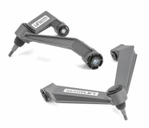 Suspension - Control Arms - ReadyLift - 2011-2018 CHEVROLET/GMC 2500/3500HD Fabricated Upper Control Arms - 44-3100