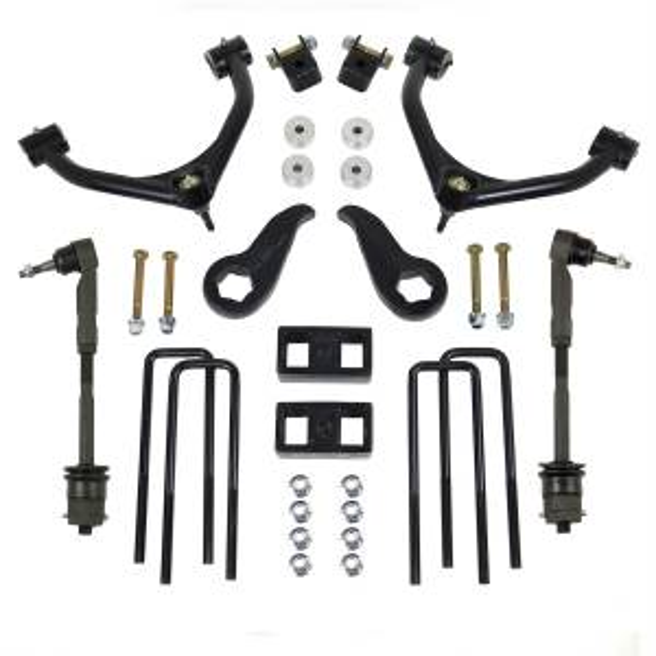 Lift Kit - ReadyLift - ReadyLift 3.5'' Front 2.0'' Rear SST Lift Kit 69-3422
