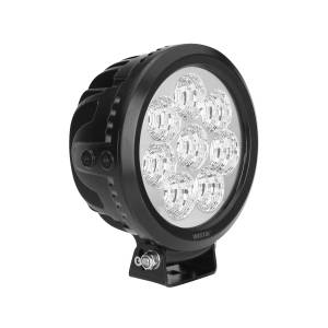 Lighting - Off Road Lights - Westin - LED Auxiliary Light 6.5 inch Flood w/10W Cree - 09-12010B