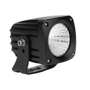 Lighting - Off Road Lights - Westin - LED Auxiliary Light 3.4 inch x 3.2 inch Flood w/25W Cree - 09-12248B